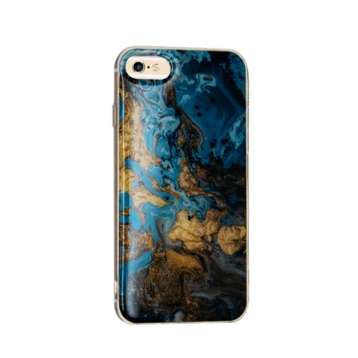 iPhone 6s kaaned silikoonist Vennus Marble 4