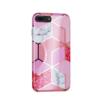 iPhone 8 Plus 7 Plus kaaned silikoonist Cosmo Marble 1