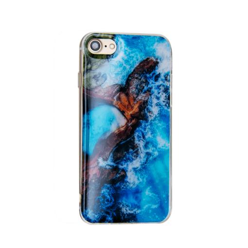 iPhone SE 2020 7 8 kaaned silikoonist Vennus Marble 3