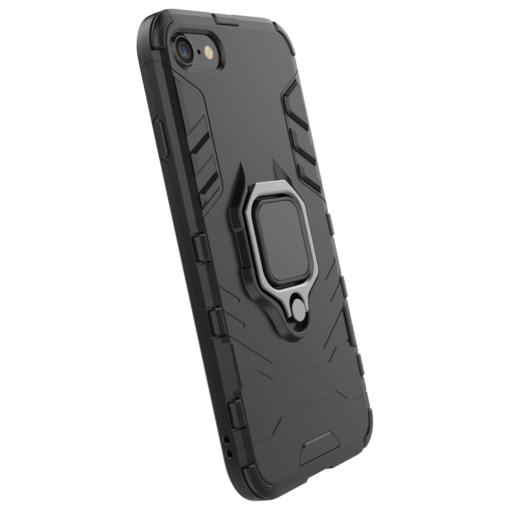 iPhone SE 2020 iPhone 8 ja iPhone 7 umbris Ring Armor must 4