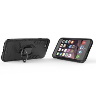 iPhone SE 2020 iPhone 8 ja iPhone 7 umbris Ring Armor must 6