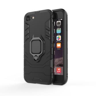 iPhone SE 2020 iPhone 8 ja iPhone 7 umbris Ring Armor must 7