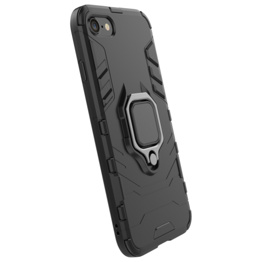iPhone SE 2020 iPhone 8 ja iPhone 7 umbris Ring Armor punane 7