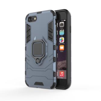 iPhone SE 2020 iPhone 8 ja iPhone 7 umbris Ring Armor sinine 3