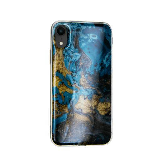 iPhone XR kaaned silikoonist Vennus Marble 4