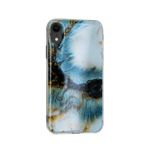 iPhone XR kaaned silikoonist Vennus Marble 5