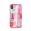 iPhone XS ja X kaaned silikoonist Cosmo Marble 1