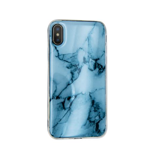 iPhone XS ja X kaaned silikoonist Vennus Marble 2