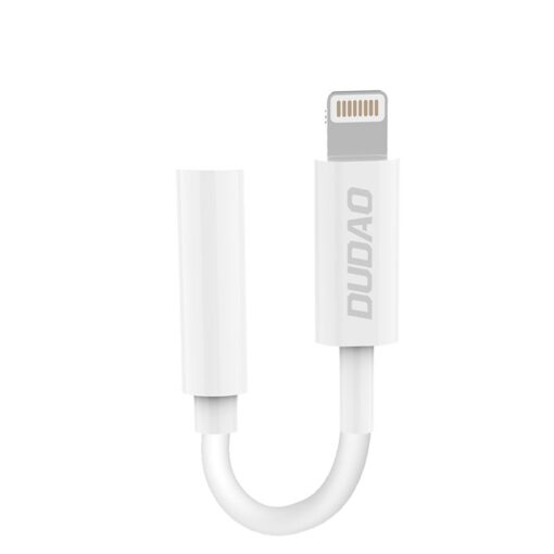 iPhone kõrvaklapi adapter lightning to 3.5mm