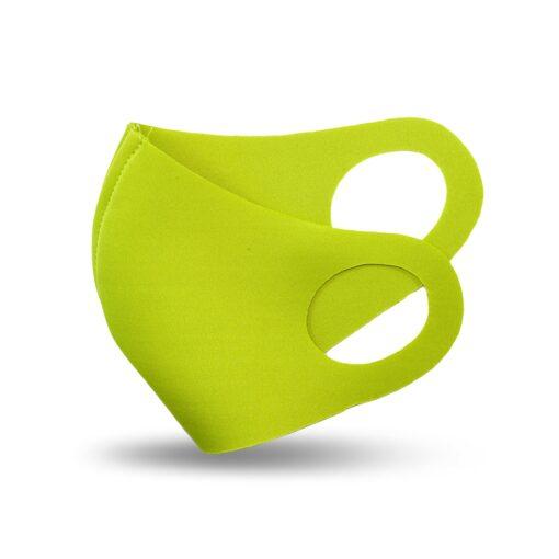 korduvkasutatav naomask roheline 2