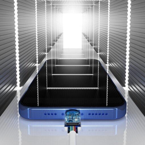 2x Lightning juhe iPhonele 1.5m Baseus TZCALZJ 02 valge 11