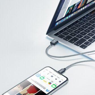 5x USB – iPhone laadija juhe lightning Dux Ducis 2x 1m 2x 2m 1x 3m 2A 9