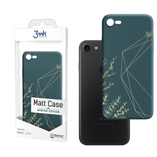 apple iphone 7 8 SE 2020 kaaned silikoonist 3mk MC WE JATW lv