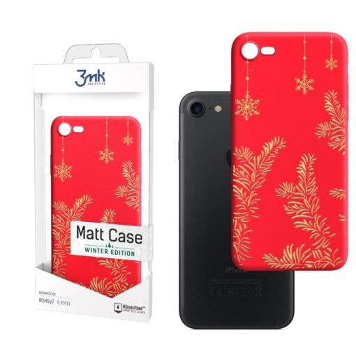 apple iphone 7 8 SE 2020 kaaned silikoonist 3mk MC WE MBM sb