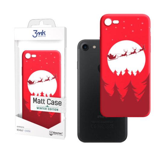 apple iphone 7 8 SE 2020 kaaned silikoonist 3mk MC WE OW sb