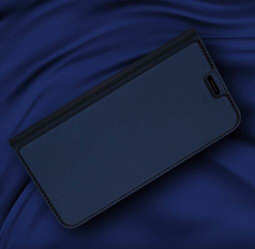 iPhone XR kaaned DUX DUCIS Skin Pro Bookcase kuldne 5
