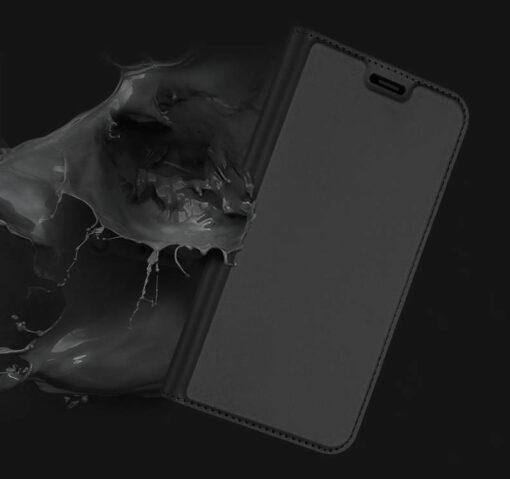 iPhone XR kaaned DUX DUCIS Skin Pro Bookcase kuldne 6