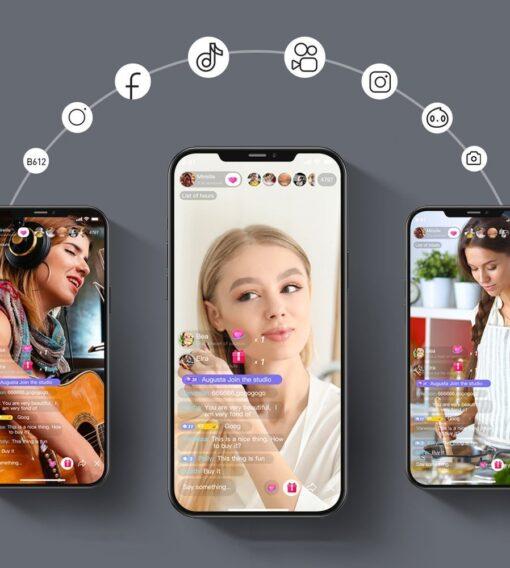 360 statiiv Baseus 360 rotation photo gimbal tripod portable phone holder for photos face tracking stabilizer YouTube TikTok must SUYT B01 15