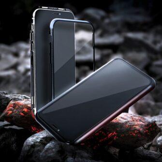Huawei P30 magnetiga 360 kaaned must 2