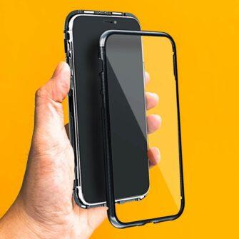 Huawei P30 magnetiga 360 kaaned must 5