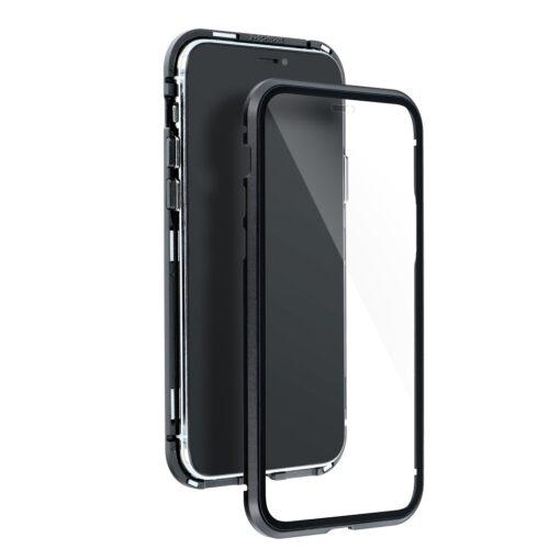 Huawei P30 magnetiga 360 kaaned must