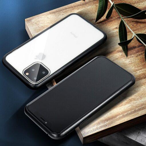 Huawei P30 magnetiga 360 kaaned must 6