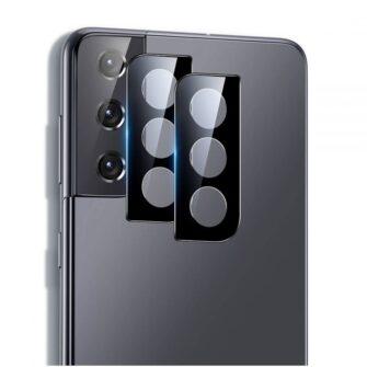 Kaamera kaitseklaas Samsung Galaxy S21 ESR 2tk 1