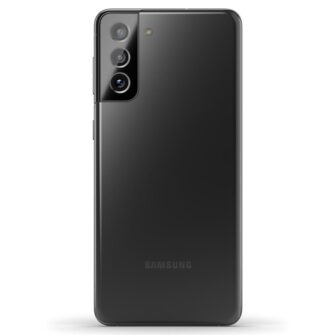 Kaamera kaitseklaas Spigen Samsung Galaxy S21 Black 1