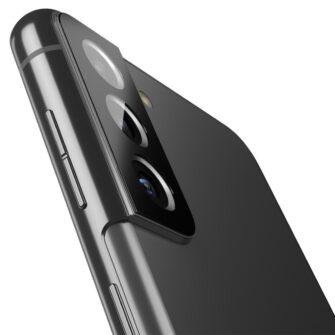 Kaamera kaitseklaas Spigen Samsung Galaxy S21 Black 3