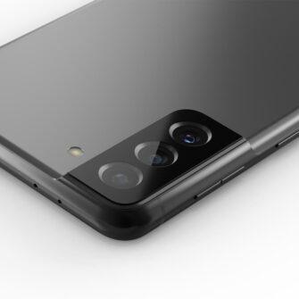 Kaamera kaitseklaas Spigen Samsung Galaxy S21 Black 4