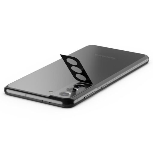 Kaamera kaitseklaas Spigen Samsung Galaxy S21 Black 5