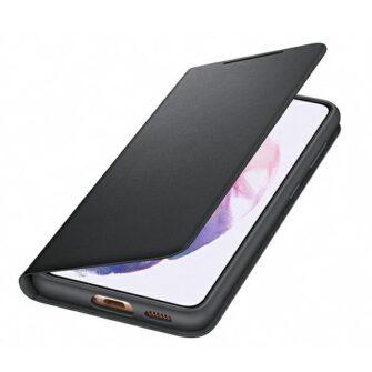 Kaaned Samsung Galaxy S21 EF NG991PB black black LED View Cover 3