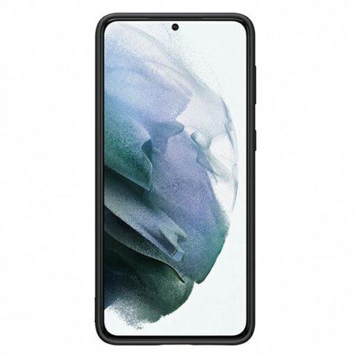 Kaaned Samsung Galaxy S21 EF PG991TB black black Silicone Cover 1