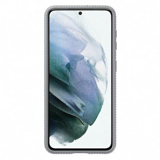 Kaaned Samsung Galaxy S21 EF RG991CJ light gray light gray Protective Standing Cover 1
