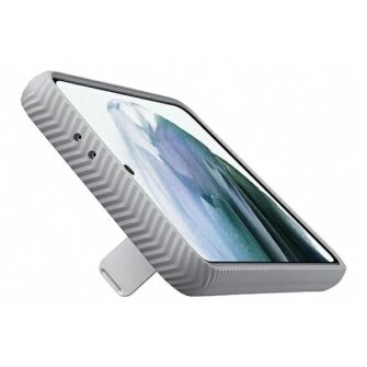 Kaaned Samsung Galaxy S21 EF RG991CJ light gray light gray Protective Standing Cover 2