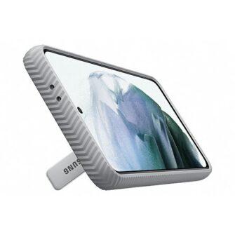Kaaned Samsung Galaxy S21 EF RG991CJ light gray light gray Protective Standing Cover 3