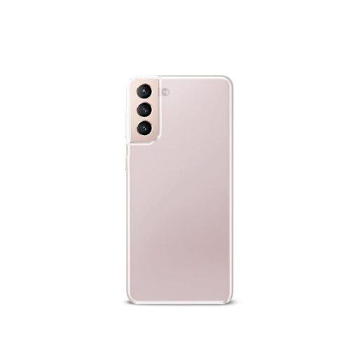 PURO 0.3 Nude umbris Samsung Galaxy S21 transparent