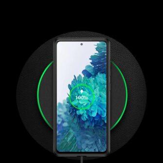 Samsung Galaxy S20 FE 5G umbris Dux Ducis Yolo elegant kunstnahast ja silikoonist servadega black 11