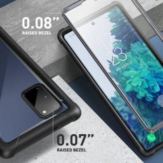 Samsung Galaxy S20 FE 5G umbris Supcase Cosmo Galaxy Black 3