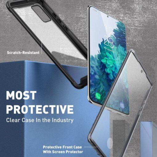 Samsung Galaxy S20 FE 5G umbris Supcase Cosmo Galaxy Black 4