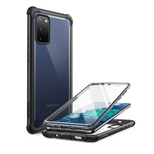 Samsung Galaxy S20 FE 5G umbris Supcase Cosmo Galaxy Black