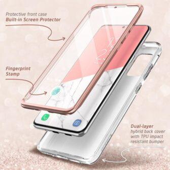 Samsung Galaxy S20 FE 5G umbris Supcase Cosmo Galaxy Marble 1