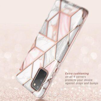 Samsung Galaxy S20 FE 5G umbris Supcase Cosmo Galaxy Marble 3
