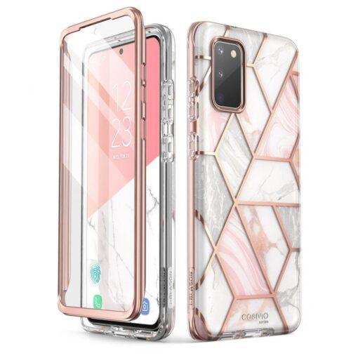 Samsung Galaxy S20 FE 5G umbris Supcase Cosmo Galaxy Marble