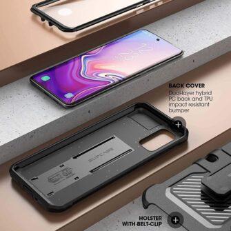 Samsung Galaxy S20 FE 5G umbris Supcase Unicorn Beetle Pro Black 2