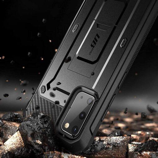 Samsung Galaxy S20 FE 5G umbris Supcase Unicorn Beetle Pro Black 6