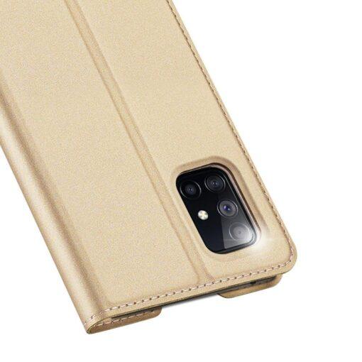 Samsung Galaxy S20FE kaaned kaarditaskuga kunstnahast kuldne 2