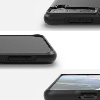 Samsung Galaxy S21 Plus Ringke Onyx tugev umbris silikoonist must OXSG0026 1
