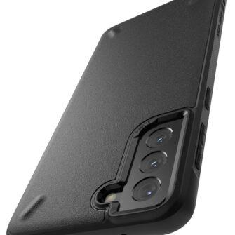 Samsung Galaxy S21 Plus Ringke Onyx tugev umbris silikoonist must OXSG0026 7