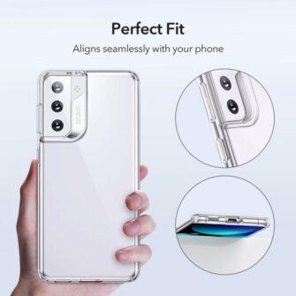 Umbris ESR Project Zero Samsung Galaxy S21 Clear 3